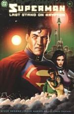 Superman: Last Stand on Krypton - Steve Gerber, Doug Wheatley