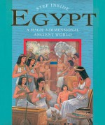 Step Inside: Egypt: A Magic 3-Dimensional Ancient World - Sterling Publishing Company, Inc., Fernleigh Books, Sterling Publishing Company, Inc.