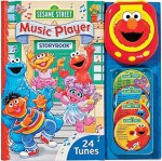 SESAME STREET MUSIC PLAYER AND STORYBOOK - Farrah McDoogle, Joe Mathieu