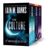 The Culture: Consider Phlebas/Player of Games/Use of Weapons - Iain M. Banks