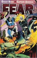 Ghost Rider / Captain America: Fear - Howard Mackie, Lee Weeks