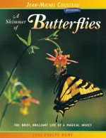 A Shimmer of Butterflies: The Brief, Brilliant Life of a Magical Insect - Joni Phelps Hunt, Vicki León