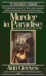 Murder In Paradise - Ann Cleeves