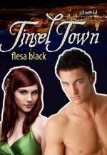 Tinsel Town - Flesa Black