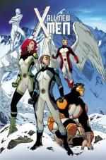 All-New X-Men, Vol. 4: All-Different - Mahmud Asar, Brandon Peterson, Stuart Immonen, Brian Michael Bendis, Brent Anderson