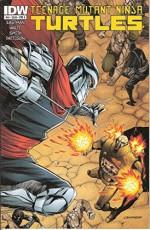 Teenage Mutant Ninja Turtles #44 - Kevin Eastman, Tom Waltz