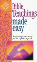 Bible Teachings Made Easy: Answers to Tough Bible Questions Paperback - September 1, 1998 - Mark Water