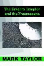The Knights Templar and the Freemasons - Mark Taylor