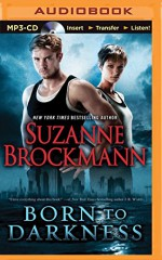 Born to Darkness (Eternal Youth Series) - Suzanne Brockmann, Melanie Ewbank, Patrick Lawlor