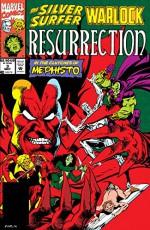 Silver Surfer/Warlock: Resurrection (1993) #3 (of 4) - Jim Starlin, Jim Starlin