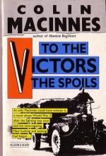 To the Victors the Spoils - Colin MacInnes