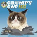 Grumpy Cat 2017 Wall Calendar - Grumpy Cat