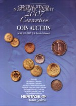 HNAI CSNS St. Louis Auction Catalog #434 - Mark Van Winkle, James L. Halperin, Mark Borckardt, Brian Koller