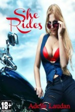 She Rides - Adelle Laudan