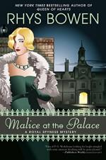 Malice at the Palace - Rhys Bowen