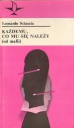 Każdemu, co mu się należy (od mafii) - Leonardo Sciascia, Eugeniusz Kabatc, Krystyna Kabatc