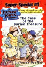 The Case Of The Buried Treasure - James Preller