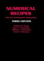 Numerical Recipes: The Art of Scientific Computing - William H. Press, William T. Vetterling, Saul A. Teukolsky