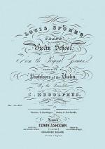 Grand Violin School - Louis Spohr, Travis & Emery, C. Rudolphus