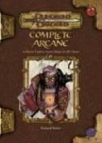 Complete Arcane - Richard Baker, Chris Thomasson, Scott Fitzgerald Gray