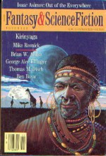The Magazine of Fantasy and Science Fiction, November 1988 - Edward L. Ferman, Isaac Asimov, Mike Resnick, Brian W. Aldiss, George Alec Effinger, Thomas M. Disch, Ben Bova