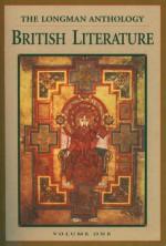 The Longman Anthology of British Literature: Volume 1 - David Damrosch, Kevin J.H. Dettmar, Heather Henderson