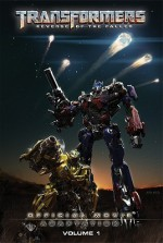 Transformers: Revenge of the Fallen: Official Movie Adaptation, Volume 1 - Simon Furman, Jon Davis-Hunt