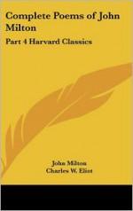 The Complete Poems (Penguin Classics) - John Milton, John Leonard