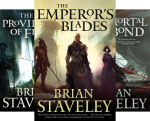 Chronicle of the Unhewn Throne (3 Book Series) - Brian Staveley
