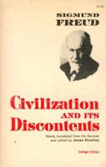 Civilization and its Discontents - Sigmund Freud, James Strachey