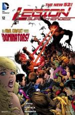 Legion of Super-Heroes (2011- ) #12 - Paul Levitz, Francis Portela, Tom Derenick
