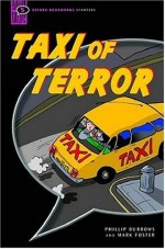 Taxi of Terror - Phillip Burrows, Mark Foster, Jennifer Bassett, Tricia Hedge