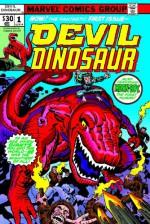 Devil Dinosaur - Jack Kirby, Tom Brevoort