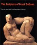 The Sculpture of Frank Dobson (British Sculptors and Sculpture Series) - Neville Jason