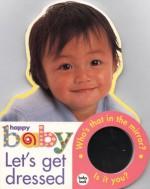 Let's Get Dressed: Large Format Baby Book - Roger Priddy