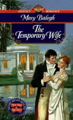The Temporary Wife - Mary Balogh