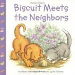Biscuit Meets the Neighbors - Alyssa Satin Capucilli, Pat Schories