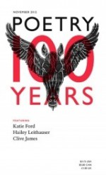 Poetry (Poetry, November 2012, Volume 201, Number 2) - Christian Wiman, Katie Ford, Hailey Leithauser, Clive James