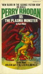 The Plasma Monster - Kurt Mahr
