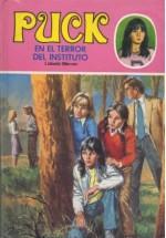 Puck en el terror del instituto - Lisbeth Werner, Annelise Larsen