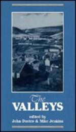 The Valleys - John Davies