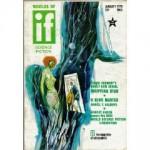 If Worlds of Science Fiction, 1970 January (Volume 20, No. 1) - Frank Herbert, James Sallis, Richard Wilson, Harry Harrison, Robert Bloch, Willy Ley, Larry Eisenberg, Daniel F. Galouye, Ejler Jakobsson