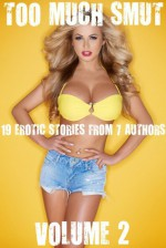 Too Much Smut: Volume 2 (19 Stories from 7 Authors) - JT Holland, Brock Landers, Scotty Diggler, Michael Scott Taylor, TJ Holland, Aaron Grimes, Jeremy Holmes