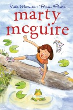 Marty McGuire - Kate Messner, Brian Floca