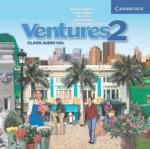 Ventures 2 Class Audio CD (Ventures) - K. Lynn Savage, Gretchen Bitterlin, Dennis Johnson