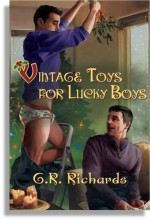 Vintage Toys for Lucky Boys - G.R. Richards