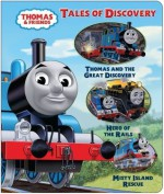 Tales of Discovery (Thomas & Friends) - Wilbert Awdry, Golden Books