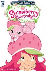 Strawberry Shortcake (2016-) #0: FCBD Special - Georgia Ball, Amy Mebberson