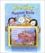 Wee Sing Musical Bible: A Collection of Bible Stories and Songs (Wee Sing) - Pamela Conn Beall, Susan Hagen Nipp