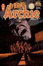 Afterlife with Archie #4: Archibald Rex - Roberto Aguirre-Sacasa, Francesco Francavilla, Jack Morelli
